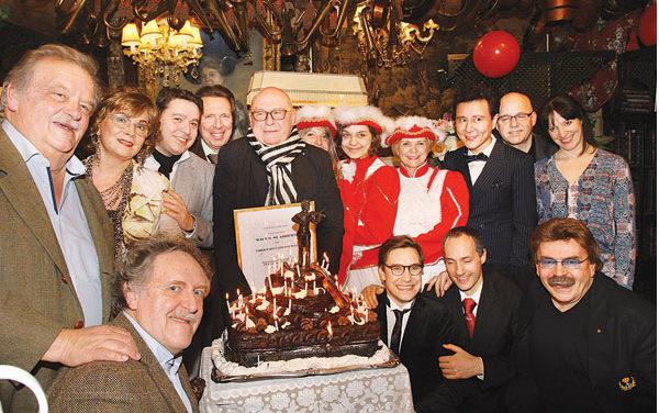 Der Donauwalzer feiert seinen 150. Geburtstag