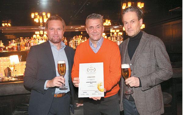 """Wiener Bierkrone 2017 geht an die """"Albertina Passage"""""""