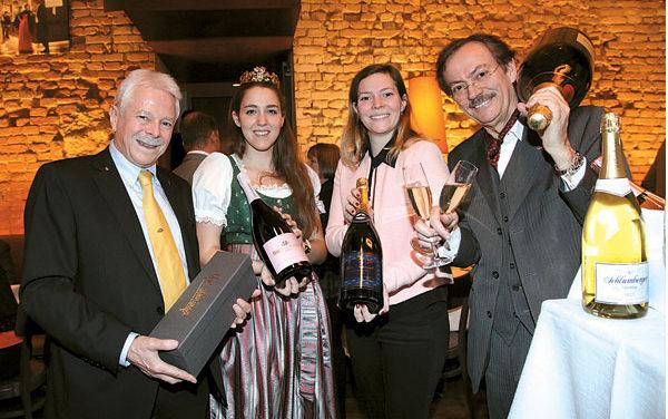Prickelnder Start ins neue Wiener Sommelierverein's – Jahr