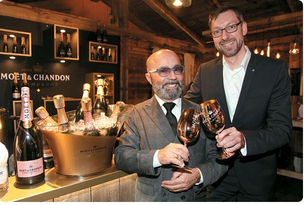Vintage Champagner aus dem Hause Moët & Chandon handelt!
