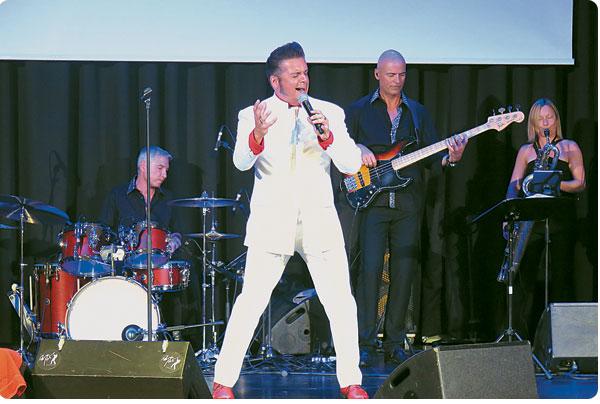 "Anti-Imitations-Interpretationen"" der besten Elvis-Songs bekannt"