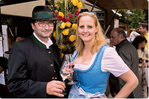 Norbert Walter - Wiener Landesjägermeister und Wiener Winze