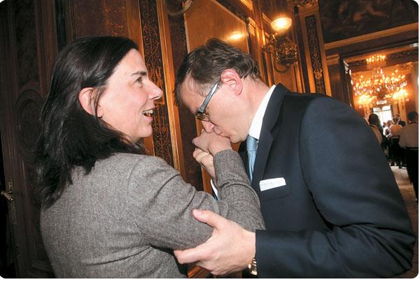 Küss die Hand, Frau Christiane Wenckheim