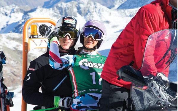 Gösser lässt Fans Teil der rot – weiss – roten Ski – WM – Teams werden
