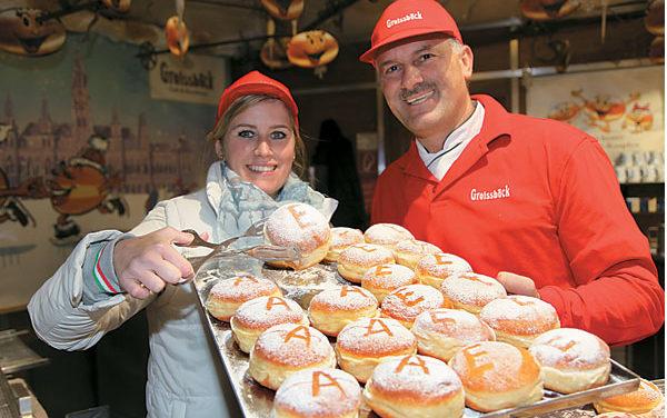 Was macht Oliver Groissböck am Wiener Eistraum?