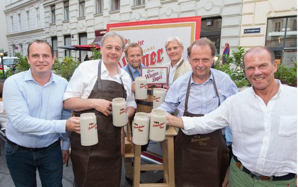 """90 Jahre Alt -Wiener Gasthaus """"beim Czaak"""""""
