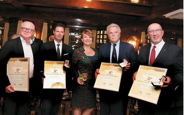 Goldenes Kaffeekännchen – der Oscar des Wiener Kaffeehauses