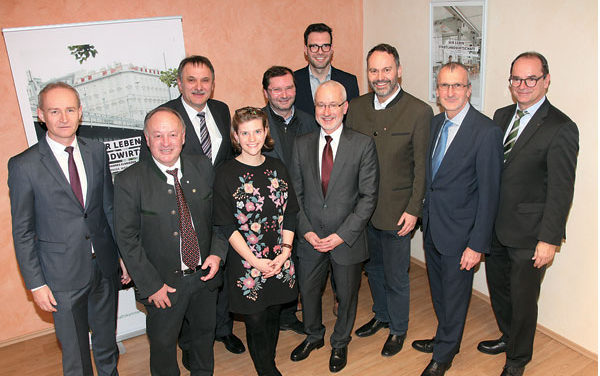 Die LK-Wien startet schwungvoll ins neue Jahr