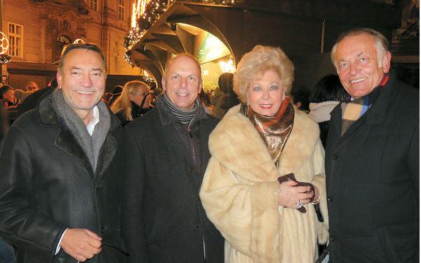 Milde's BRRRRR Punschtreff am Weihnachtsmarkt Stephansplatz