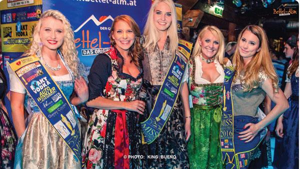 Auftakt zur Wahl der Miss Grand Prix 2017