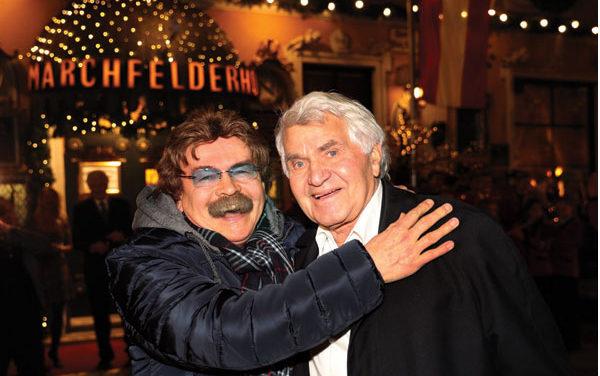 """Mr.""""Sport am Montag"""" feierte seienen 80. Geburtstag"""