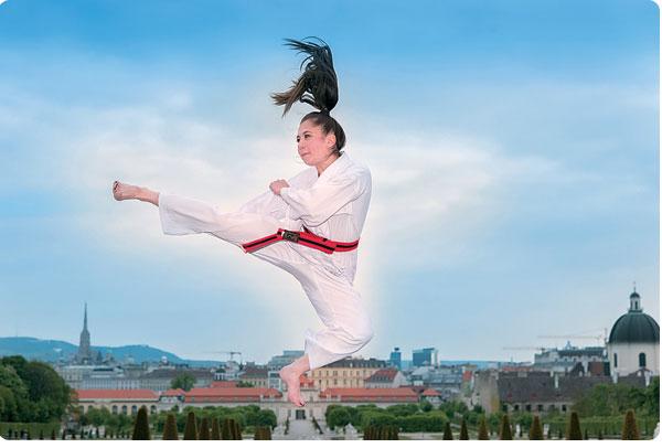 Taekwondo – erlerne die ersten Techniken