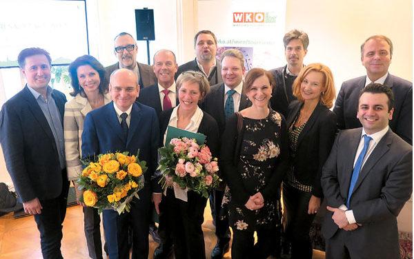 Neujahrsempfang der Sparte Tourismus Wien