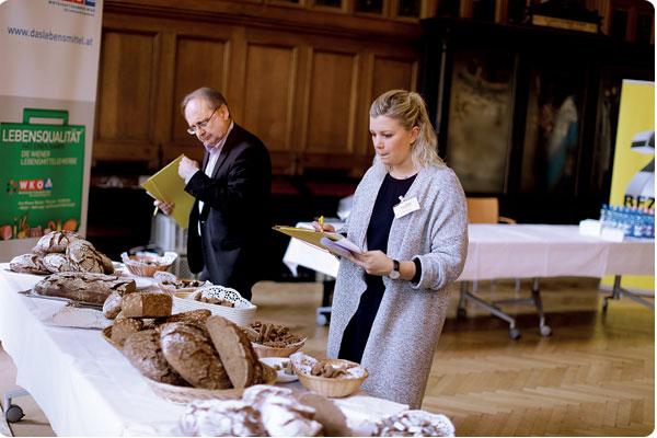 Wiens Brotpreis Die Jury hat es nicht leicht!