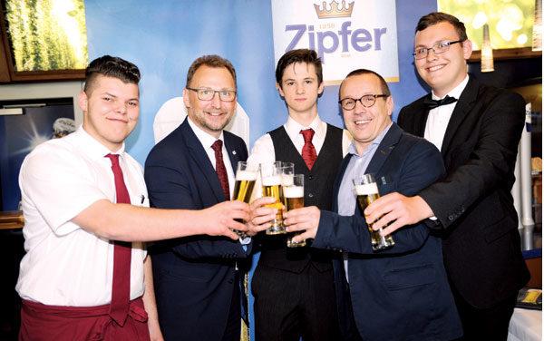 Zipfer Zapf Masters 2017: Titel geht nach Wien