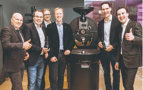 J. Hornig Cafe – modernes Kaffeehaus in Wien – Neubau