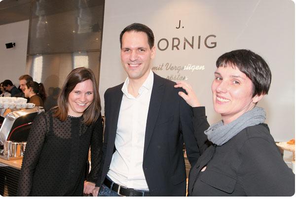 j. Hornig Cafe