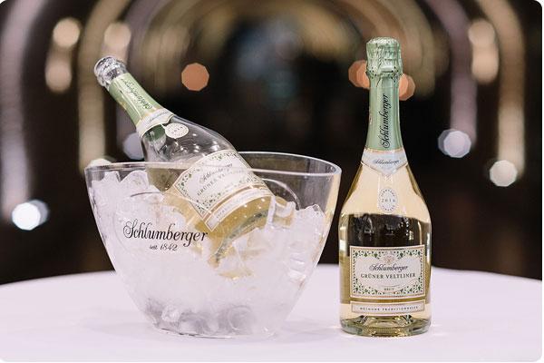schlumberger Die neue Opernball-Cuvée 2017