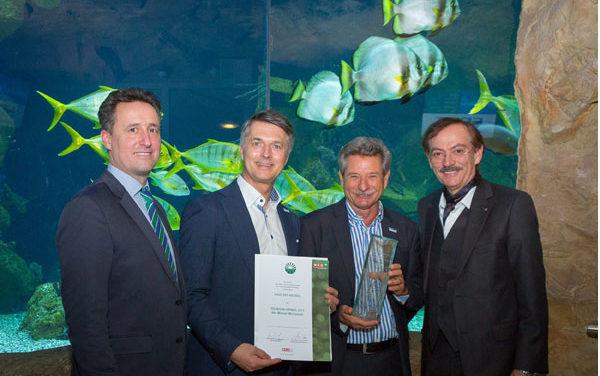 Wiener Tourismuspreis 2017 geht an das Haus des Meeres