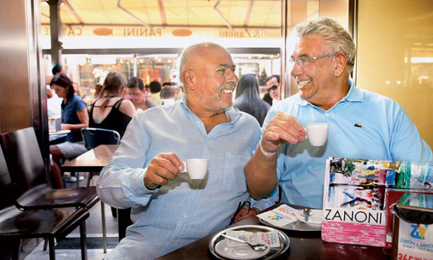 Zwei grosse Italiener haben uns verlassen