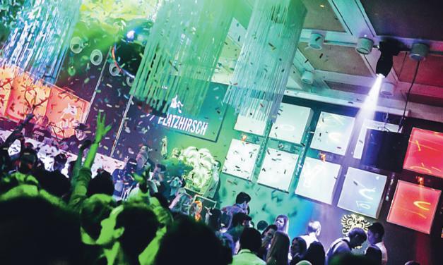 On Tour die Hot – Spots Wien's  / Wien bei Nacht