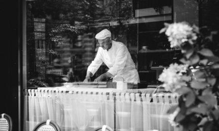 Offene Schnitzelküche im Meissl & Schadn am Schubertring