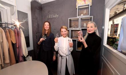 Frederik's – Oh' baby – der Modepavillon in der City