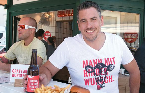 Rinderwahn am Markt – Wien's  erster Burger – Kiosk
