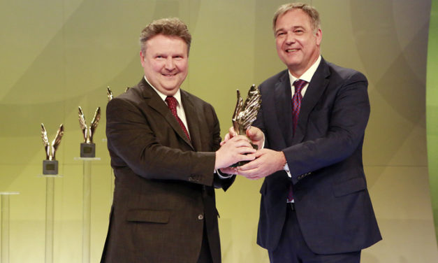 "Die ,,Merkur Awards"" der Vienna Business School"