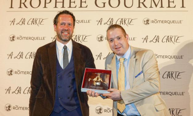 Meissl & Schadn gewinnt die ,, Trophee Gourmet a la Carte ,,