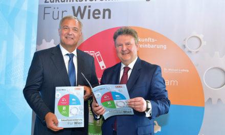 Zukunftsvereinbarung für Wien