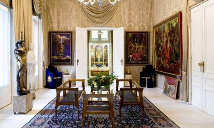 Das Ernst Fuchs – Museum in der Otto Wagner – Villa