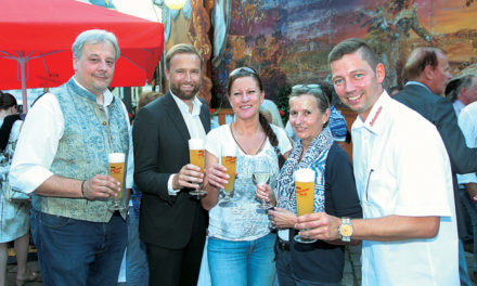 Wiener Sommertheater als Kundenevent der Brau Union