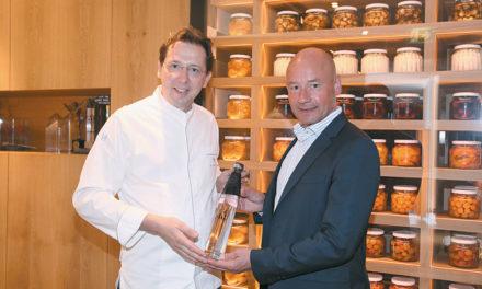 Hohe Auszeichnung für Familie Reitbauer's Steirereck