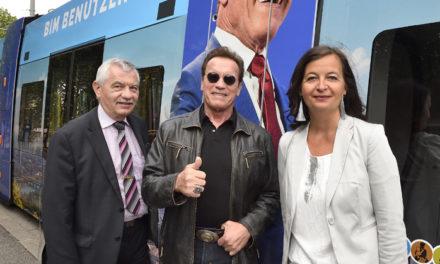 Arnold Schwarzenegger und die Lobau – Schildkröten
