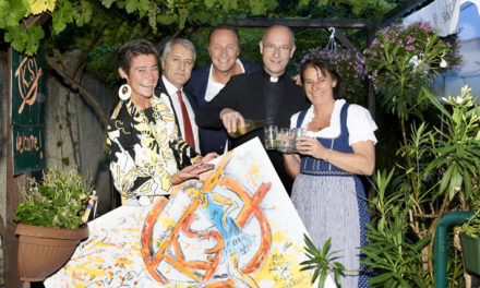 Powerlady Karin Strahner feiert ihr 15 – Jahre Jubiläum