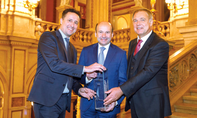 Wiener Staatsoper mit Tourismuspreis 2018 Ausgezeichnet