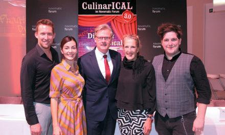 Vorgeschmack auf Wiens bereits drittes Culinarical