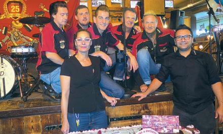 19 Jahre Saloon im Donauplex