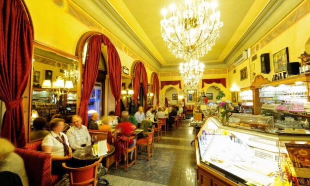 Cafe Restaurant Bellaria Altwiener Konzertcafe im Museumsviertel