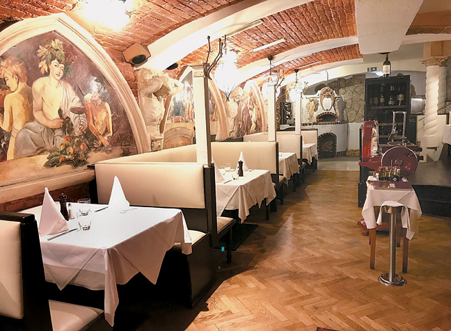 La Scala – Cucina Italiana in der City | Servus in Wien