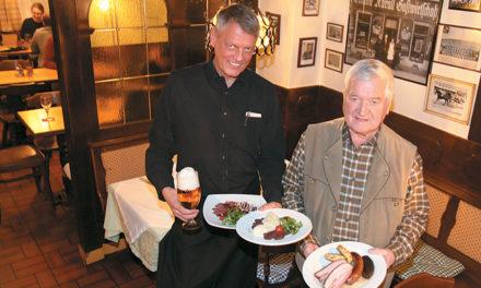 Sautanz – Start im Haas Beisl in Margareten