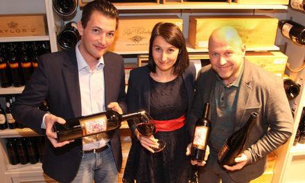 Vinothek der Wein – der neue Wein – Hot – Spot