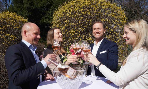 Rosé Sekt und Frühling – das perfekte Duo