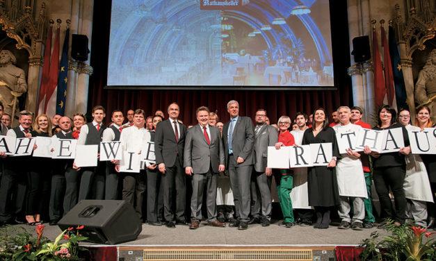 120 Jahre Wiener Rathauskeller