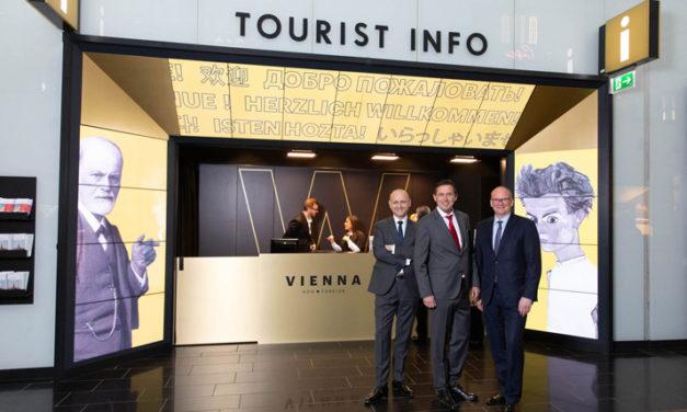 Welcome – Point am Flughafen Wien eröffnet