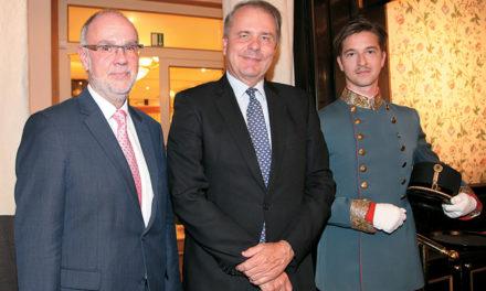 Hotel Erzherzog Rainer Erstrahlt in neuem Glanz