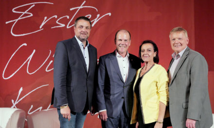 Erster Wiener Kulinariktag im Kursalon Wien