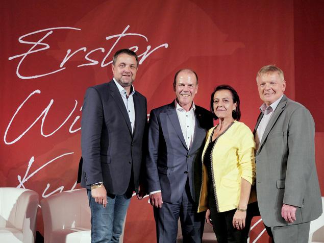 Erster Wiener Kulinariktag im Kursal