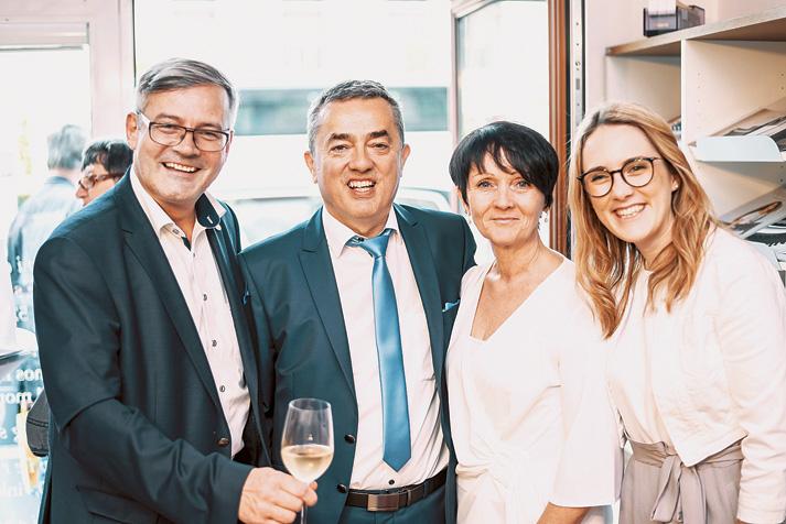 Geführt wird die Albin Förstl GmbH